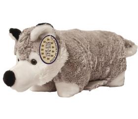 Poduszka składana – pies husky