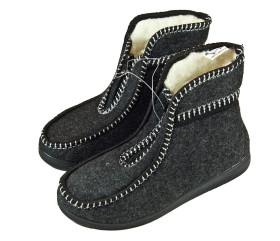 Pantofle filcowe – wysokie – tatrzanki