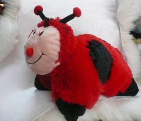 Biedronka – poduszka składana