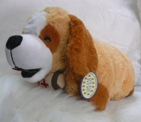 Pies ratownik – poduszka składana