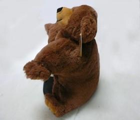 Poduszka składana – niedźwiedź