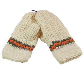 Rękawiczki plecione