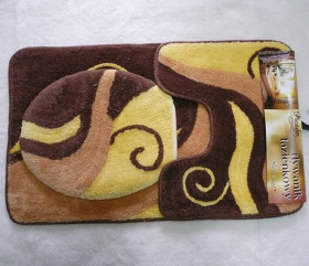 Zestaw dywaników