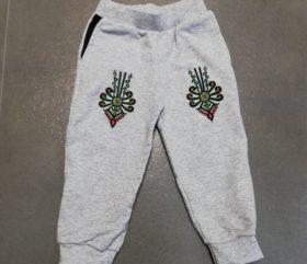 Spodnie dziecinne parzenica