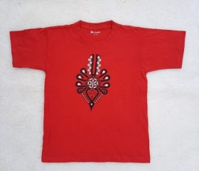 Koszulki kolorowe parzenica